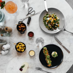 All your favourite Florist dishes with 40% off