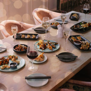 Party Dining Menu